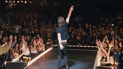 Mick and the Crowd