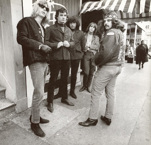 Grateful Dead - 1966 on Haight Street, San Francisco