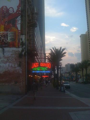 Jazz Gumbo in New Orleans