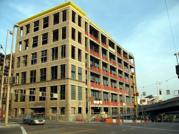 Parker Flats April 28, 2008