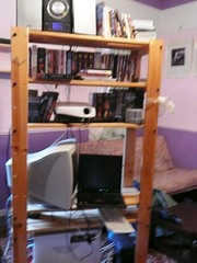 Media setup -- before