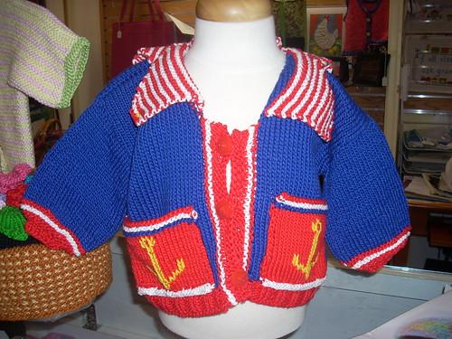 Sailer Sweater