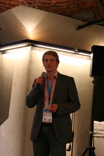 Oliver Ueberholz of Mixxt