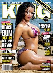 dollicia bryan king magazine