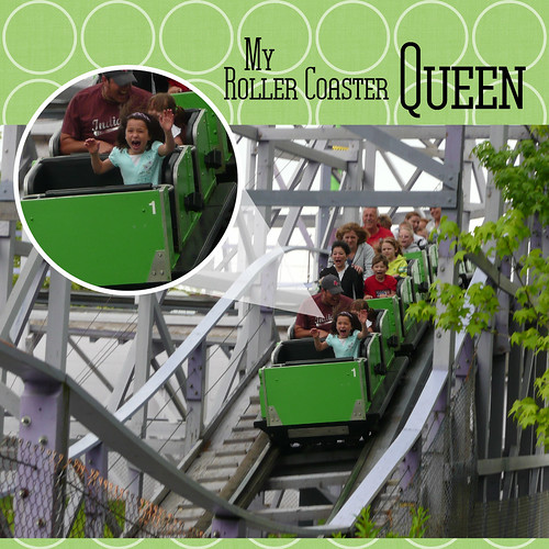 Roller Coaster Queen