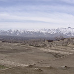The Hindu Kush, close to Kabul