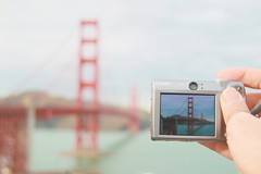 Golden Gate Bridge - Photographing World's Most Photographed Place (Anirudh Koul) Tags: world california bridge records book golden gate san francisco photographer sfo tourist goldengatebridge record alcatraz guiness dslr photographed photographing