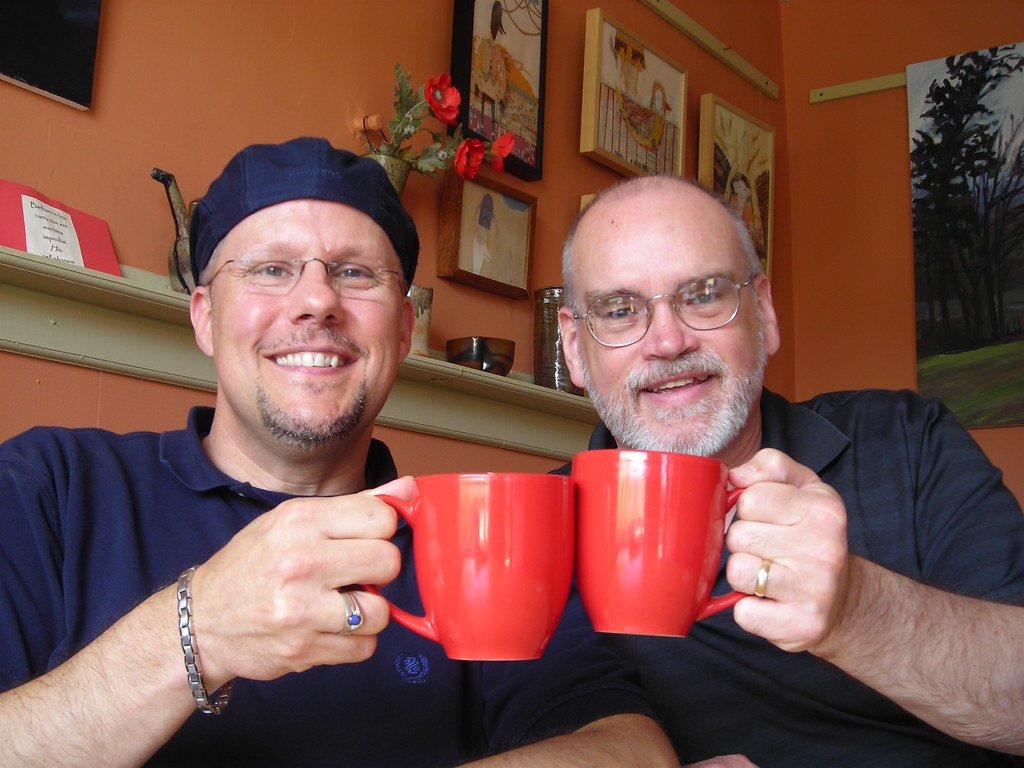Cheers to you from Red Canoe: Coffee Shops 2008, #21