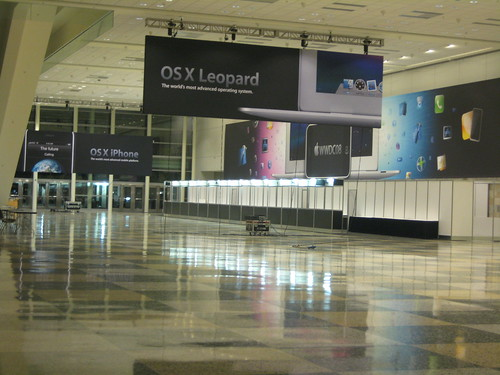WWDC 2008 - Ground Floor and Registration