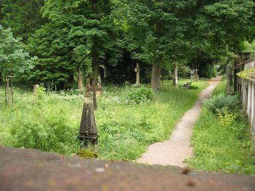 Freiburg Cemetery
