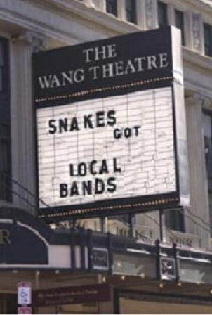 Snakes Got Local Bands