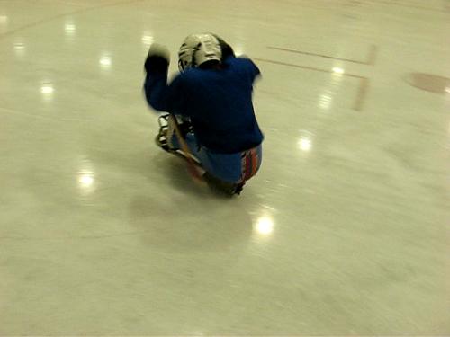 Sled Hockey Demo #2