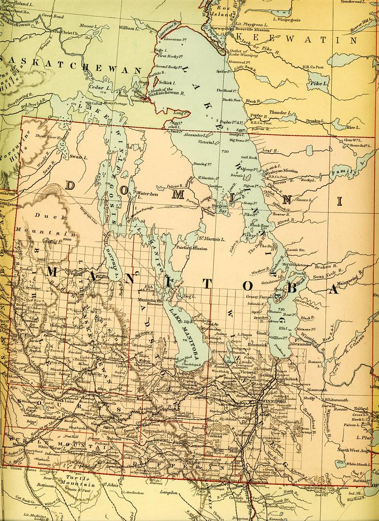 Manitoba 1887