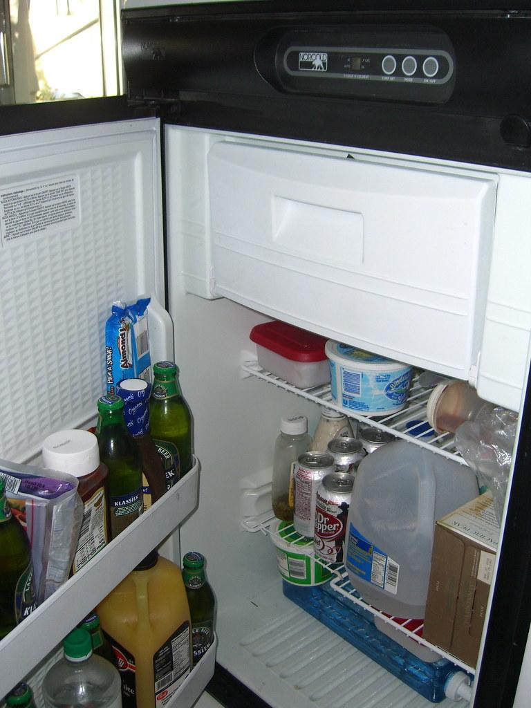 Oliver - Norcold Refrigerator
