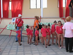 getting ready (John Beckley) Tags: gymnastics tenerife gabriella piedrahincada