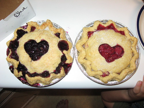 Pies from the Pie lady