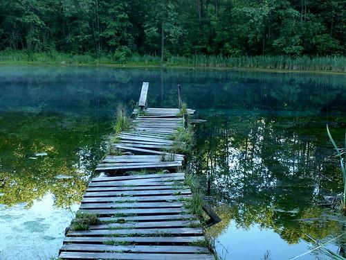 the Deep Lake