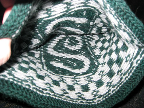 Slytherin Bag