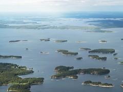 Small islands in Southwest Finland (Andrei!) Tags: summer finland aerial meri archipelago luftbild skärgård saari saaristo kimito ilmakuva kemiö dragsfjärd varsinaissuomi