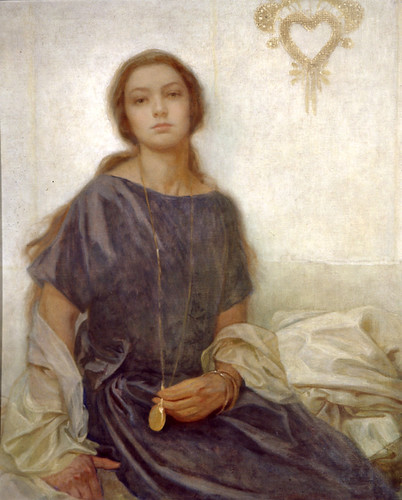 Jaroslava by Mucha