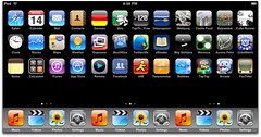 iPod touch 2.0 Home Screen ( ian) Tags: home apple dallas screenshot mac icons ipod shot tx screengrab touch screen firmware 20 update iphone homescreen 75002 iphonehomescreens