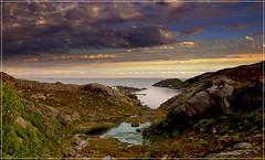 Artic Summer - Nordlandsidyll (steinliland) Tags: norway summertime lofoten lofotenislands removedfromnikkorfortags diamondclassphotographer flickrdiamond ishflickr thebestofday gününeniyisi steinliland photoartbloggroup strømøya