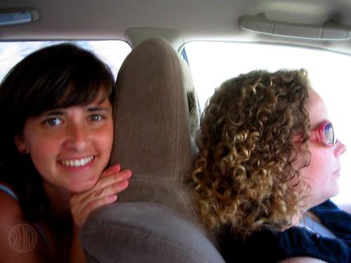backseat co-pilot