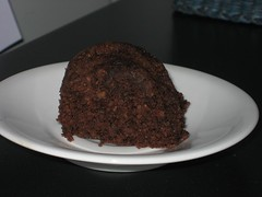 BIZCOCHO DE CHOCOLATE A LA PIMIENTA ROSA