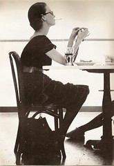 Irving Penn - Vogue (ilookatyouwithfeelings) Tags: vintage photography vogue 1940s irvingpenn vintagephotography