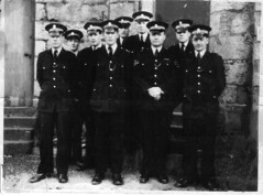 Fort William Police 1955 (RPMacLean) Tags: old police bennevis fortwilliam peoplesjournal invernessshireconstabulary
