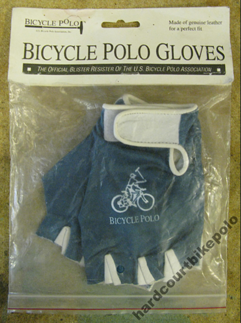 bicycle polo gloves