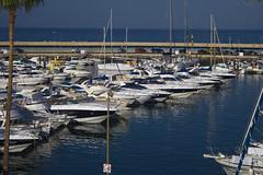 Marina #1 (michaelgrohe) Tags: ocean vacation costa holiday beach marina island boat ship kanaren canarias atlantic tenerife teneriffa inseln adeje