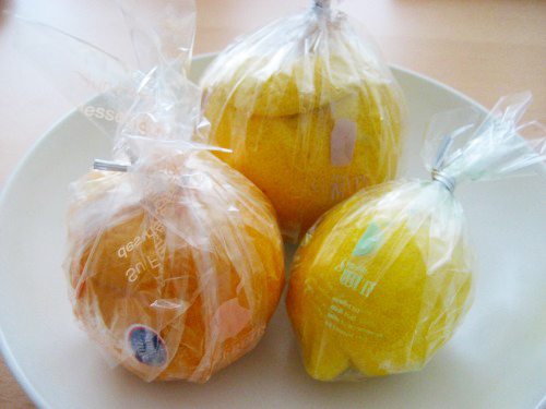 Sweets form SUN FRUITS