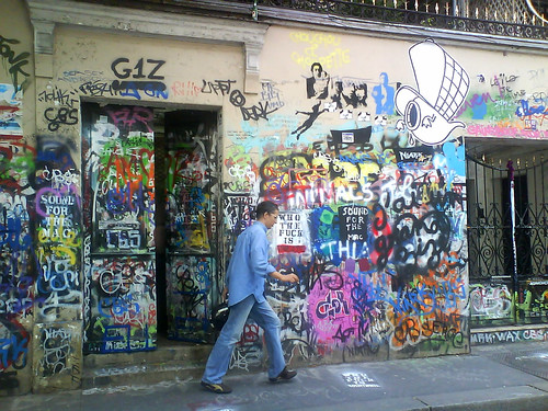 Gainsbourg house 2