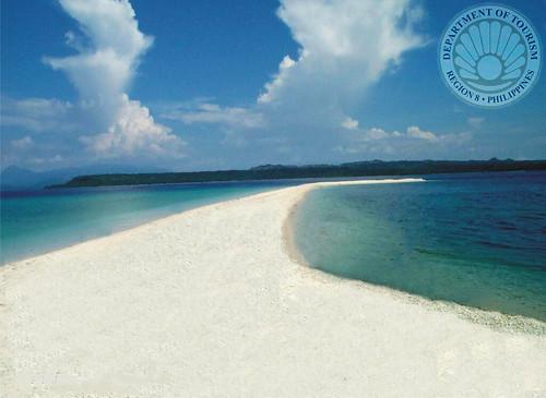 Shifting Sandbars, Higatangan Island, Naval