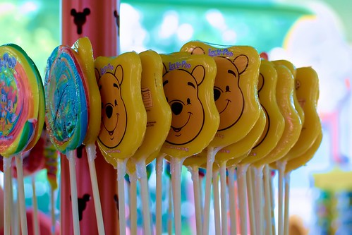 Disney - Pooh Pops (Explored)