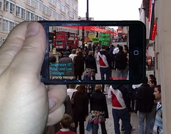 Handheld Augmented Reality