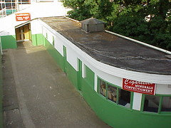Concession Stand, Walthamstow Stadium