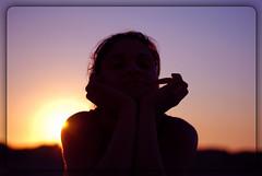 who's she? (ac&spaik) Tags: she travel sunset summer marina donna tramonto estate lei chi mano napoli sorrento sole della vacanza controluce è benevento scogli penisola volto distesa sannio aplusphoto lobbra