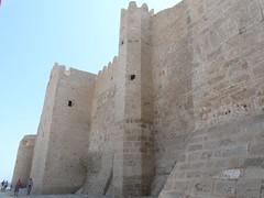 monastir's defensive fortress (cardbush) Tags: life africa de fort tunisia brian tunis python fortress monty sahel monastir ribat skanes hathama