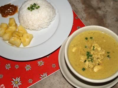 Swiss curry
