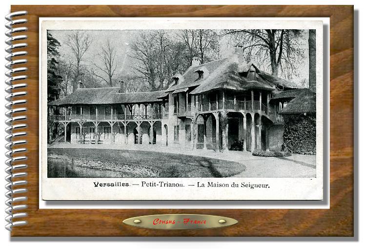 LE PETIT - TRIANON - La Maison du seigneur