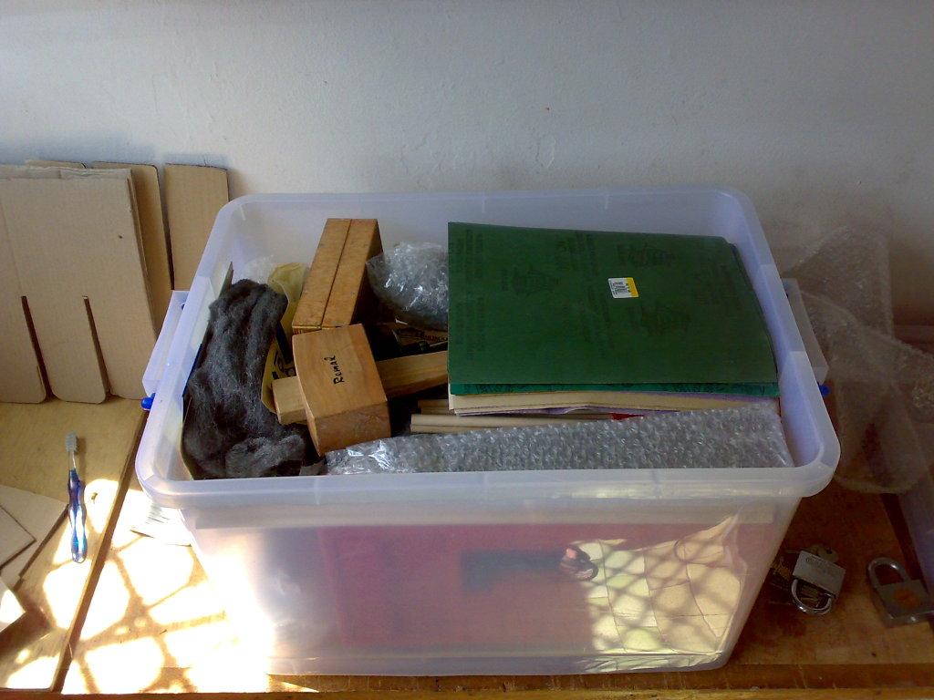 tool storage