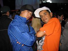 Kane & Lil' Rock
