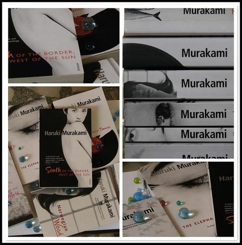 Mosaic: Haruki Murakami Covers