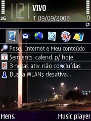 Vivo 3G - UMTS em São Paulo