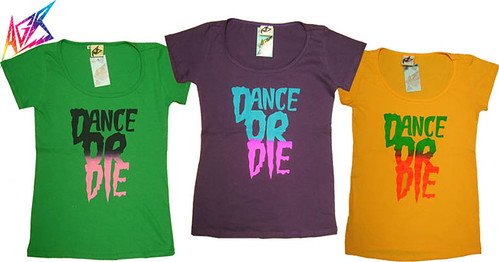 Dance or Die T-shirt