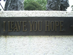 I Leave You Hope