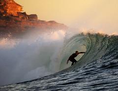Surf Australia (GE fotography) Tags: sunset sea cliff evening nikon rocks surf wave australia surfing 55mm wa vr top20waterpix kalbarri 200mm 7125 d40x colourartaward colourartawards ostrellina 100commentgroup 55to200mmvr jakesbeach passiondclic