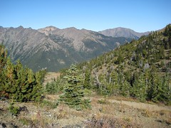 24 - View from Marmot Pass